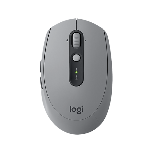 Mouse Logitech M590 Wireless Bluetooth (Xám)